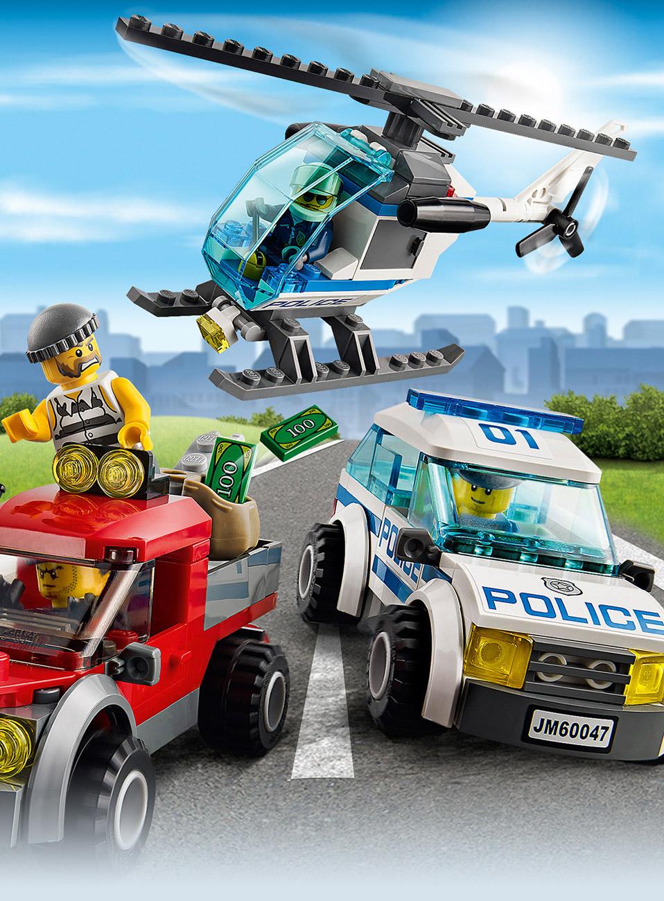 Lego city lego lek gadgets for Mobilia webhallen