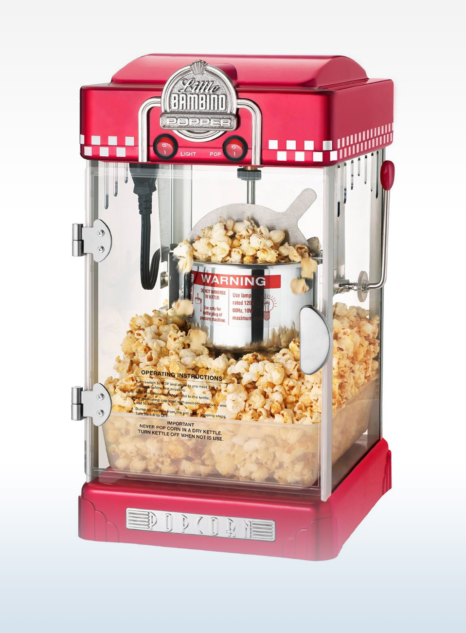 Great northern popcorn company for Mobilia webhallen