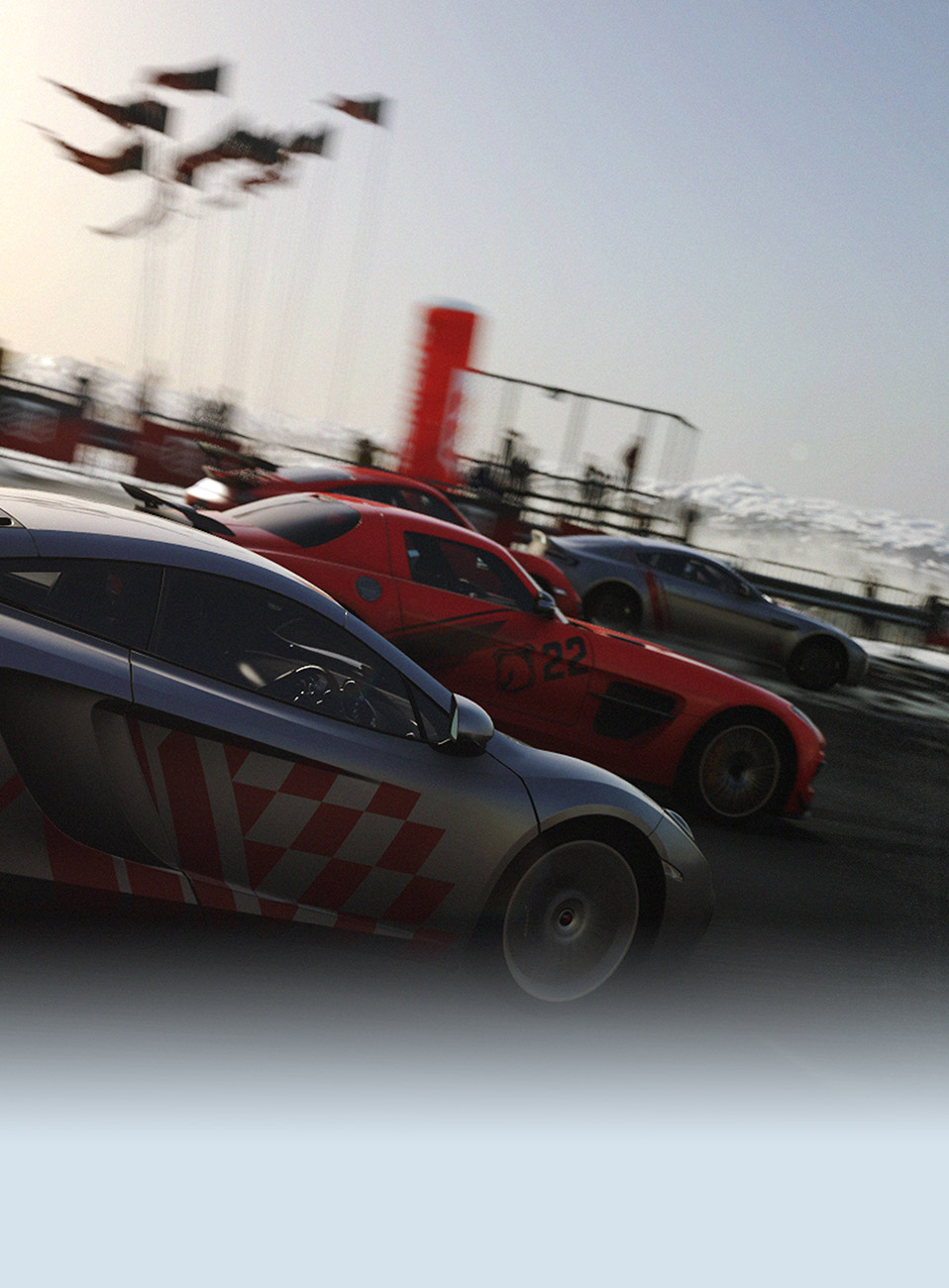 Driveclub for Mobilia webhallen