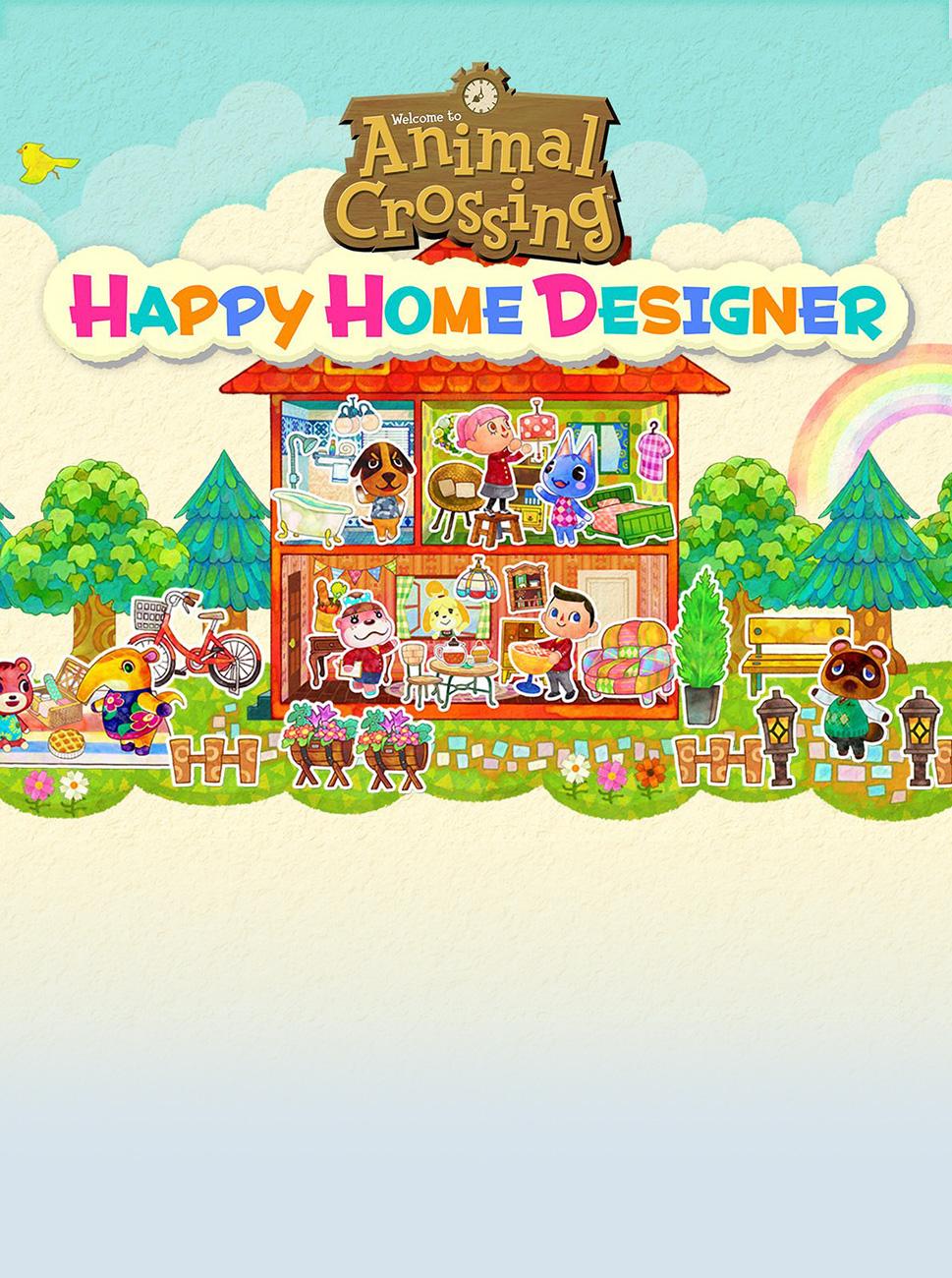 Animal crossing happy home designer for Mobilia webhallen
