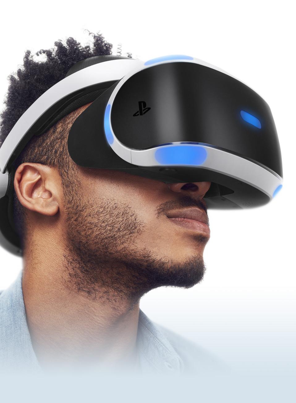 Playstation vr for Mobilia webhallen