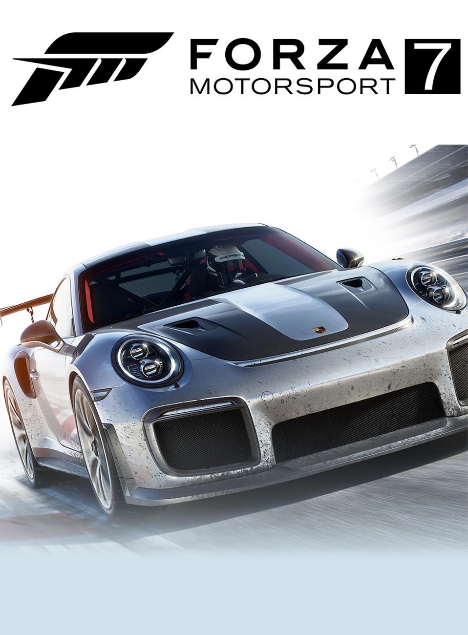 Forza motorsport 7 for Mobilia webhallen