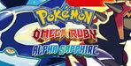 Pokémon Alpha Sapphire & Omega Ruby