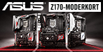 Asus Z170 Motherboards