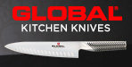 Global kitchen knives