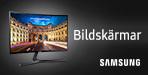 Samsung Bildskärmar
