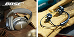 Bose wireless headphones