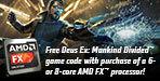 Amd - Deus Ex: Mankind Divided bundle!