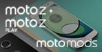 Nya Moto Z & Moto Z Play