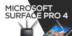 Microsoft Surface Pro 4 + ASUS RT-AC68U