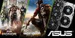 ASUS For Honor + Ghost Recon
