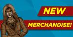 Ny merchandise!