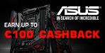 ASUS MB+VGA Cashback