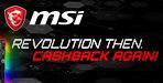 MSI Cashback