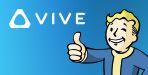 HTC Vive Fallout 4