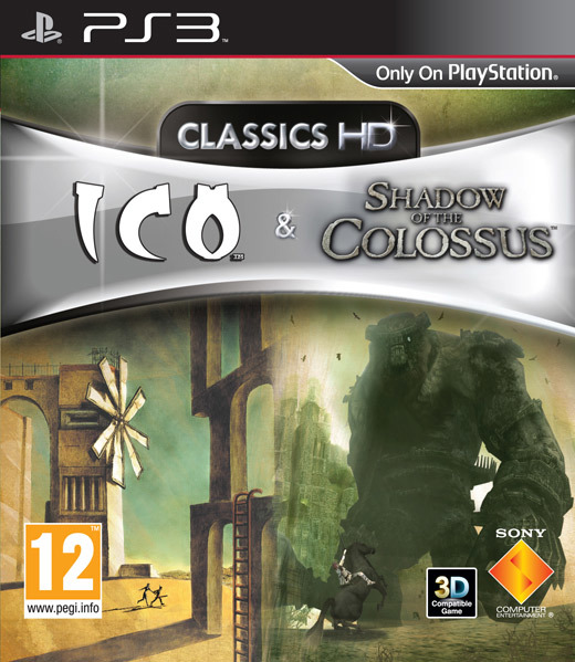 ICO / Shadow of the Colossus - HD Collection