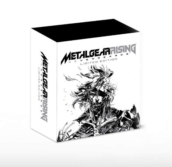 Metal Gear Rising - Revengeance Limited Edition