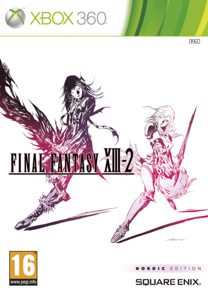 Final Fantasy XIII-2 (13-2) - Nordic Edition
