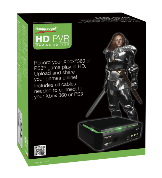 Hauppauge HD PVR Gaming Edition (USB) (Capture Card)