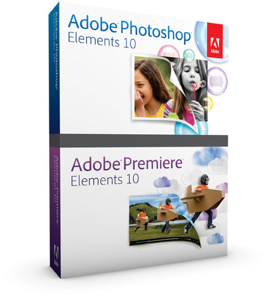 Adobe Photoshop Elements & Premiere Elements 10 - ENG WIN/MAC