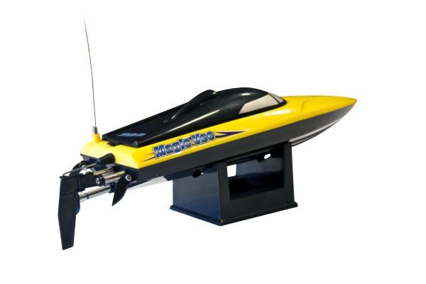 Vägglampor Båt : Radiostyrd båt fast fun magic vee mk g rtr km h