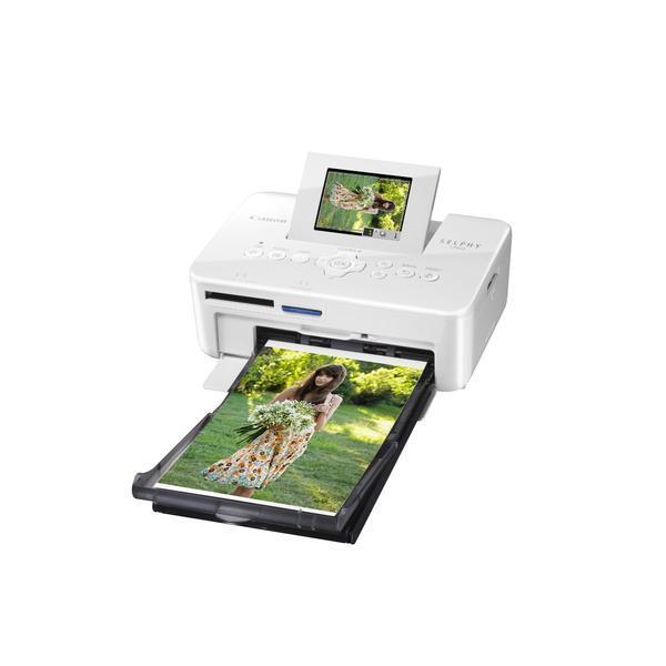 canon selphy cp810 bl ckstr leskrivare skrivare scanner. Black Bedroom Furniture Sets. Home Design Ideas