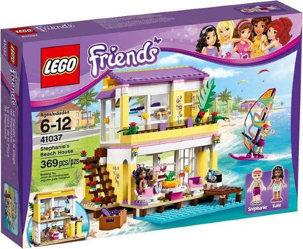 LEGO Friends - Stephanies strandhus 41037