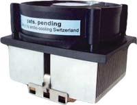 Arctic Cooling Socket A - Copper Silent 2 (Copper) (Rev. 2)