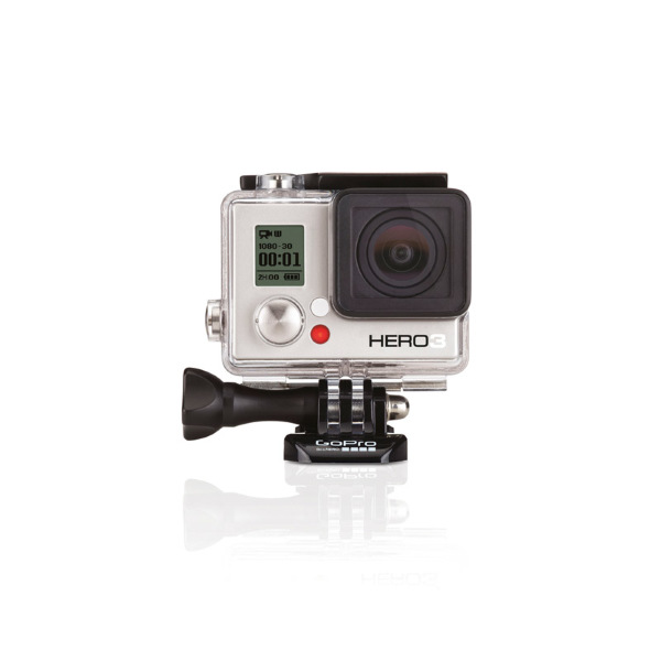 how to connect hero3 as web cam