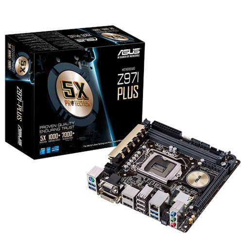 ASUS Z97I-PLUS - mITX / Z97