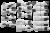 Corsair Professional Sleeved Cable AXI/AX/HX/TXM/CXM/RM - Vit