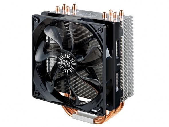 Cooler Master Hyper 212 Evo - Socket 775 /  1150  / 1155  / 1366 / AM3+ / FM1 (Fyndvara - Klass 2)