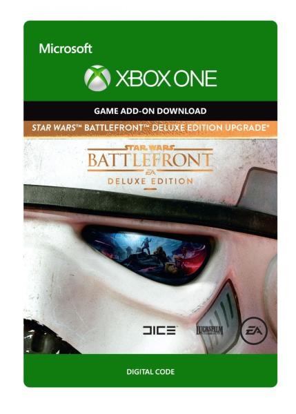 STAR WARS? BATTLEFRONT? DELUXE EDITION UPGRADE