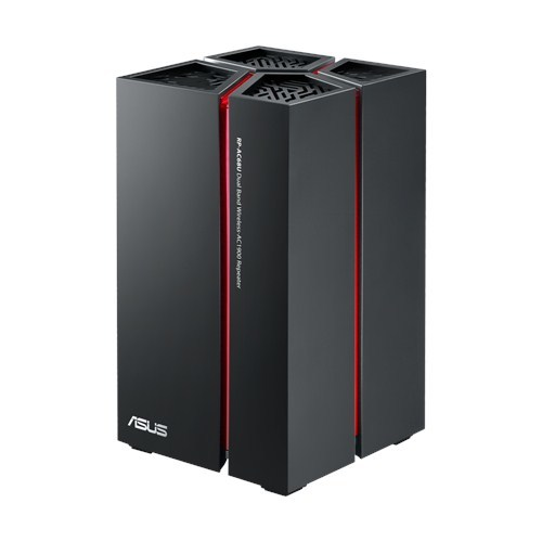 ASUS RP-AC68U - AC1900 Extender / Access Point / Gigabit Ports / USB 3.0
