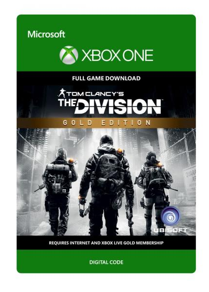 Tom Clancy's The Division Gold Edition?