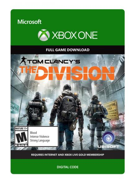 Tom Clancy's The Division?