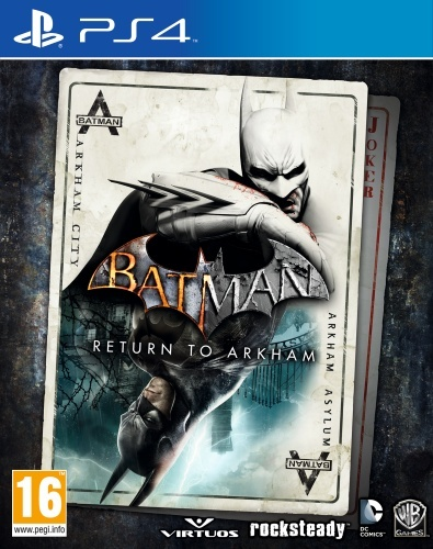 Batman - Return to Arkham