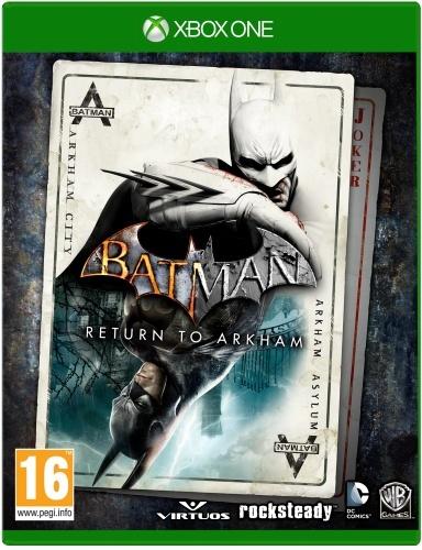 Batman - Return to Arkham