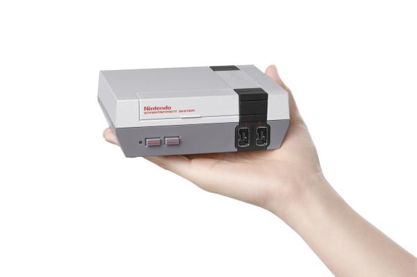 Nintendo Basenhet - NES Classic Mini Edition