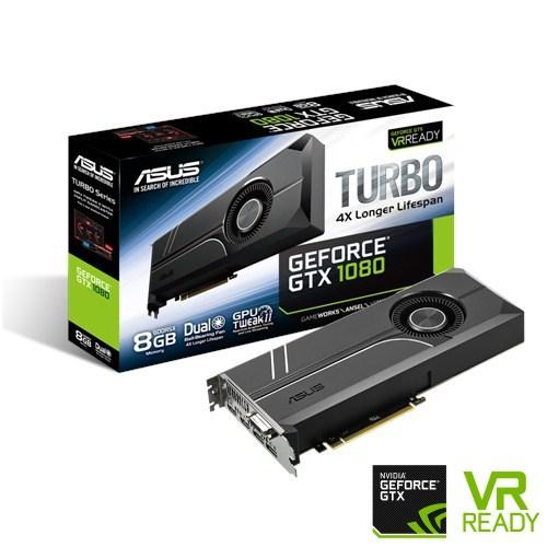 ASUS GeForce GTX 1080 8GB TURBO (TURBO-GTX1080-8G)