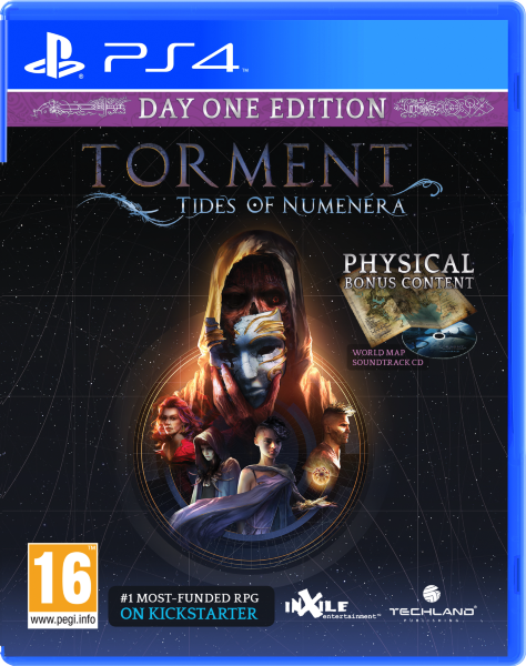 Torment - Tides of Numenera - Day One Edition