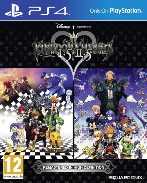 Kingdom Hearts - HD 1.5 + 2.5 Remix