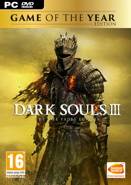 Dark Souls III (3) - The Fire Fades Edition