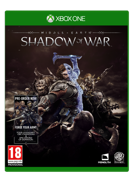 Middle Earth: Shadow of War inkl Preorder