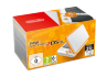 New Nintendo 2DS XL White + Orange