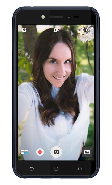 ASUS ZenFone Live / 16GB - Svart