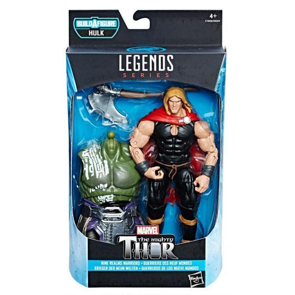 Marvel Legends Series Action Figures 15 cm Thor Wave 1 - Odinson