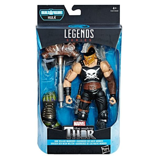 Marvel Legends Series Action Figures 15 cm Thor Wave 1 - Ares