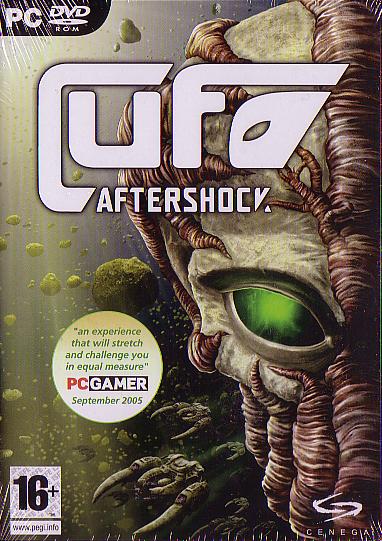 UFO - Aftershock (DVD)