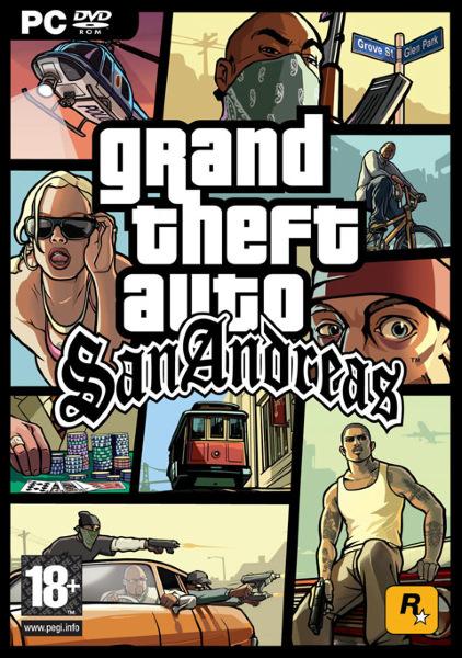 Grand Theft Auto (GTA) - San Andreas